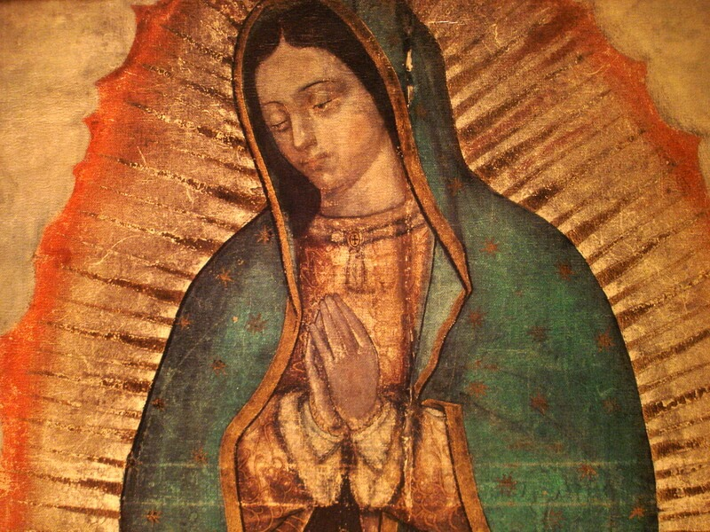 Our Lady of Guadalupe 2013 by Sacred Heart Cathedral Knoxville / CC BY-NC 2.0