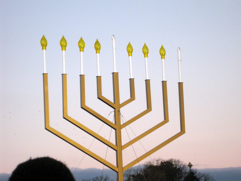 National Menorah Lighting by William Boncher / CC BY-NC-SA 2.0