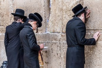 The Western Wall, Jerusalem by Ronan Shenhav / CC BY-NC 2.0