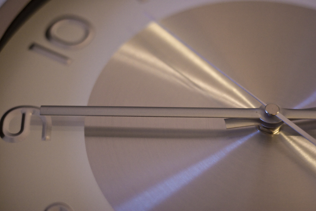 Time by Jari Schroderus / CC BY-NC-ND 2.0