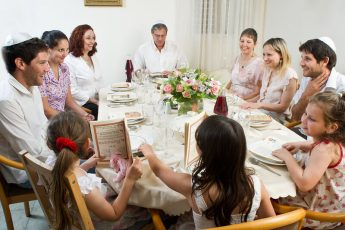 Passover Traditional Seder by Jorge Novominsky for the Israeli Ministry of Tourism / CC BY-ND 2.0